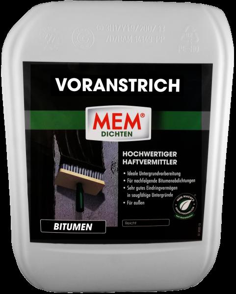 5 Liter Bitumen Voranstrich Lösemittelfrei