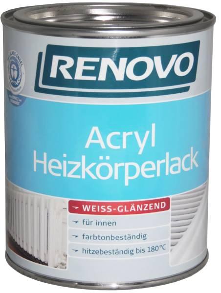 375ml Renovo Acryl- Heizkörperlack weiss
