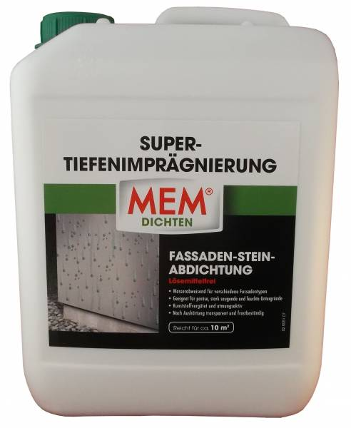 5 Liter MEM SUPER-TIEFENIMPRÄGNIERUNG