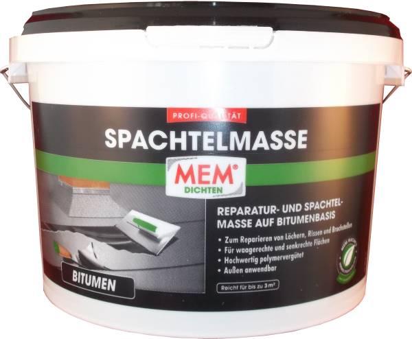 4kg MEM Profi Reparatur- und Spachtelmasse