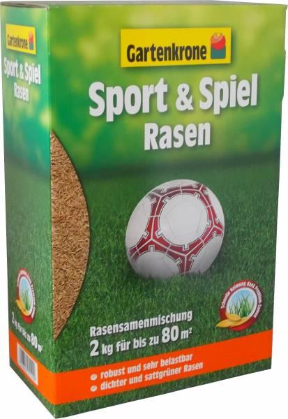 2kg Sport und Spielrasen
