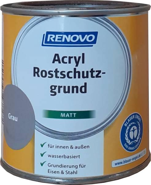 375ml Renovo Acryl Rostschutzgrund, RAL 7106 grau