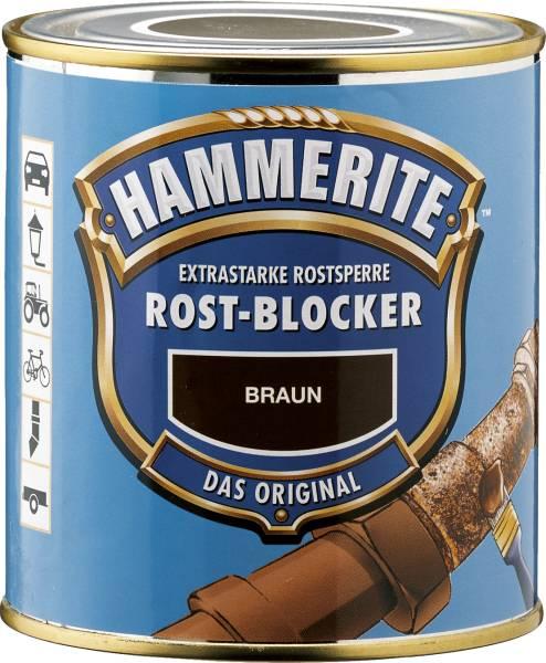 250ml Hammerite Rostblocker braun