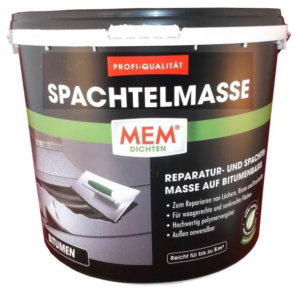 7kg MEM Profi Reparatur- und Spachtelmasse